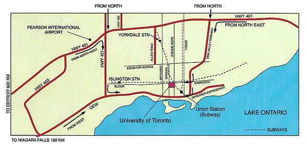 Route Map To The University 93 Kb